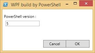 Create Graphical User Interface PowerShell - IseSteroids