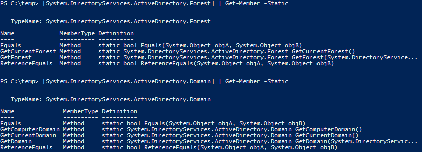 Active-Directory-Trusts-PowerShell-Methods